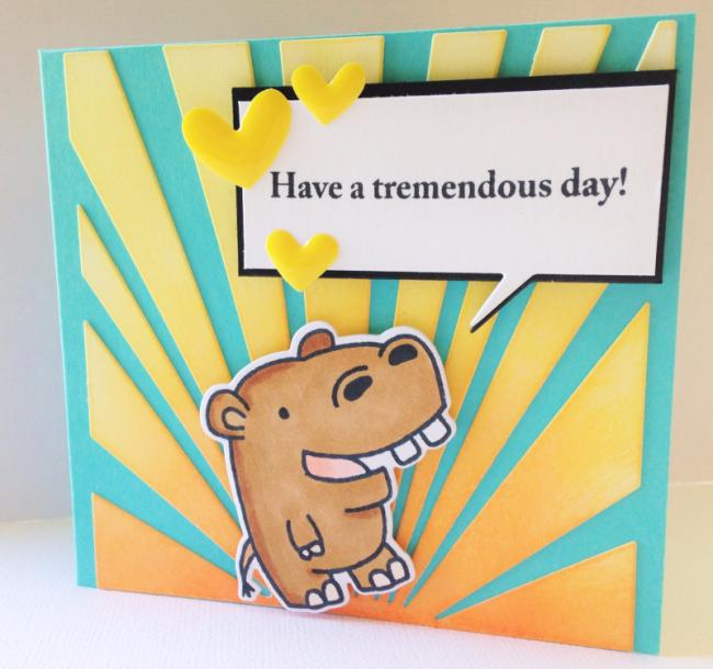 Tremendous Day-Kim